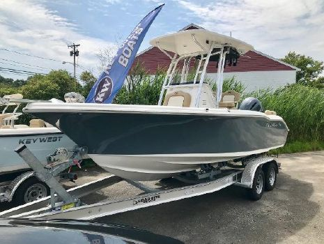 2018 KEY WEST 219 FS