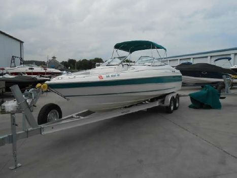 1996 Wellcraft 2600S Eclipse