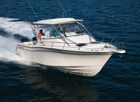 2014 Grady-White Express 330 Manufacturer Provided Image
