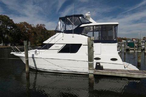 1996 Silverton 372 Motor Yacht Profile