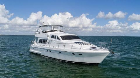 1996 Monte Fino Motor Yacht