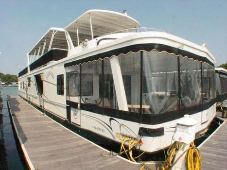 2007 Sumerset Houseboats 18x90