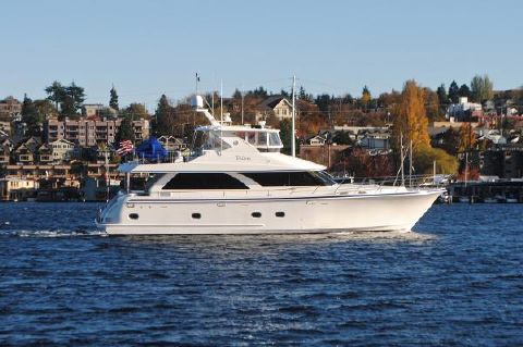 2010 Ocean Alexander Pilothouse ALL-IN on Lake Union