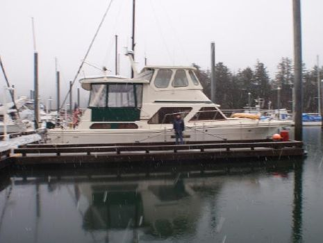 1982 Northwind Aft cabin with cockpit