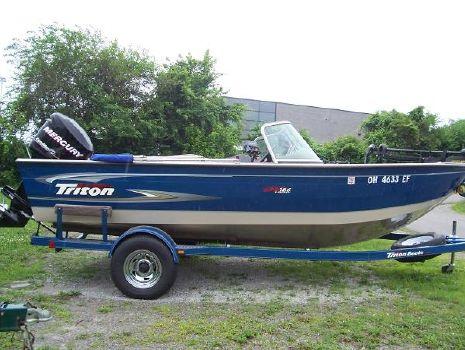 2007 Triton DV186