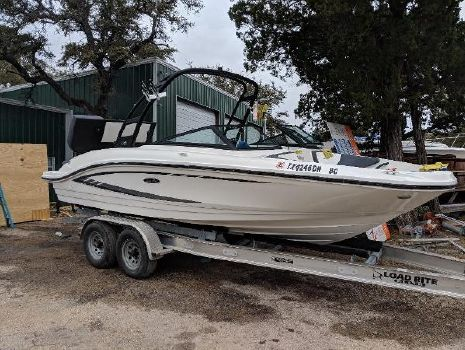 2016 SEA RAY SPX Series 21
