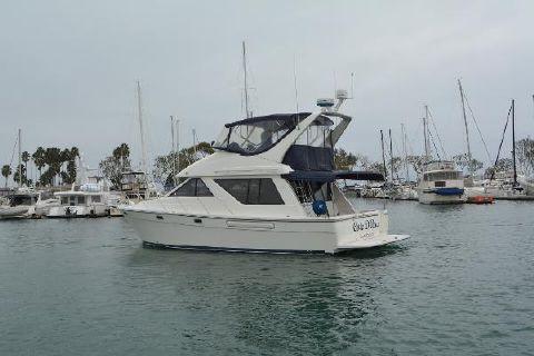 2002 Bayliner 39 Motoryacht Port Profile