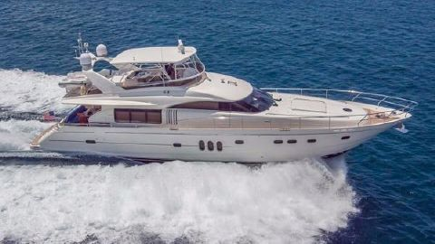 2004 Viking Princess 75 MY