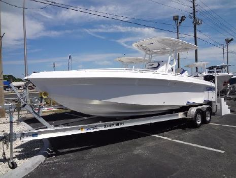 2016 Glasstream 280 ZS