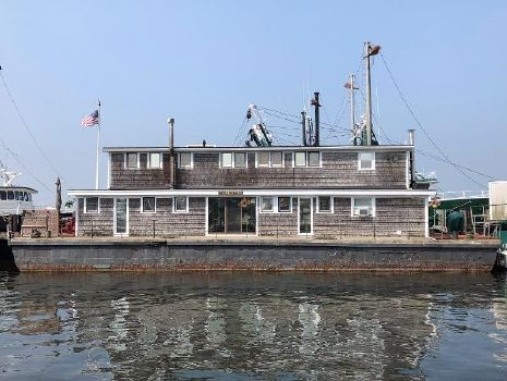 1912 Houseboat Custom