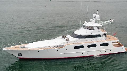 1989 Feadship Sport Fisher