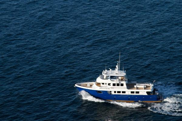 2010 AllSeas Yachts Expedition LRC