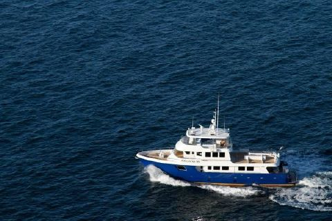2016 AllSeas Yachts Expedition LRC
