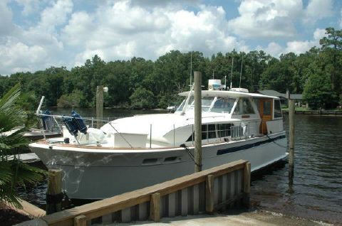 1969 Chris-Craft Commander Photo 1