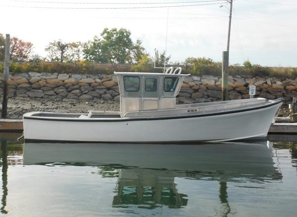 2013 JC Downeast 32 Custom
