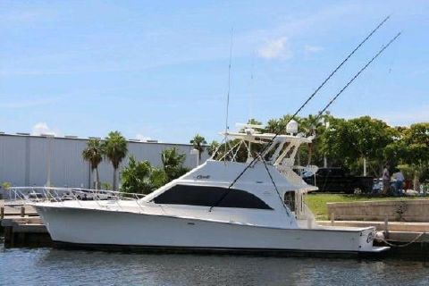 1991 Ocean Yachts 53