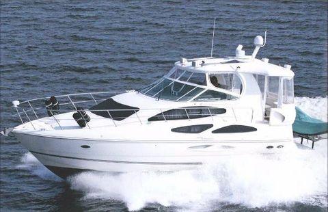 2007 Cruisers Yachts 455 Aft Cabin Motoryacht Profile
