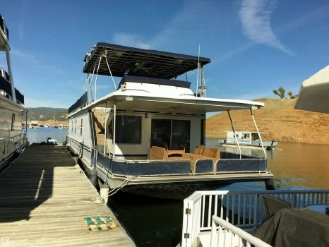 2001 Stardust 74x16 houseboat 2001 Stardust Cruiser 74x16 houseboat for sale in Oroville, CA