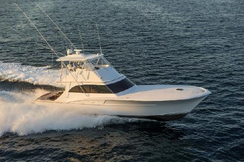 2008 Custom Shearline Boatworks 61' Convertible Piracy