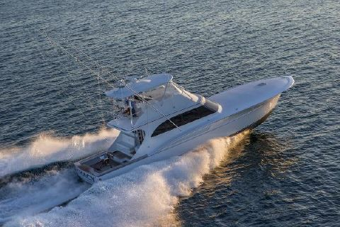 2008 Shearline Custom Carolina 61' Convertible Piracy