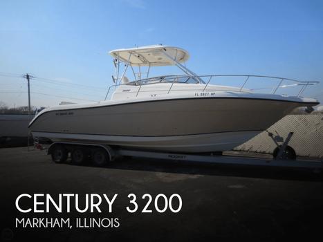 2007 Century 3200