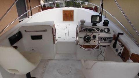 1985 Sea Ox 180 Dual Console