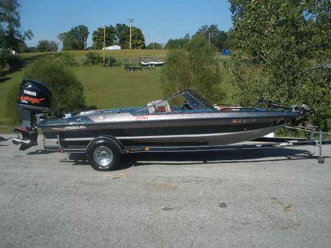 1989 Javelin Boats 396 FS