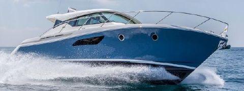 2017 Tiara 44 Coupe Manufactures Photo