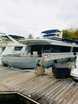 1997 Monticello 70Ft River Yacht 70X16