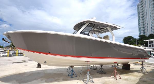 New 2019 PURSUIT S 328 Sport, Miami, Fl - 33135 - Boat Trader