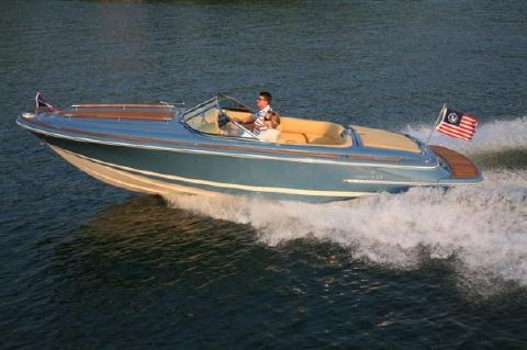 2016 Chris-Craft Corsair 22 Manufacturer Provided Image