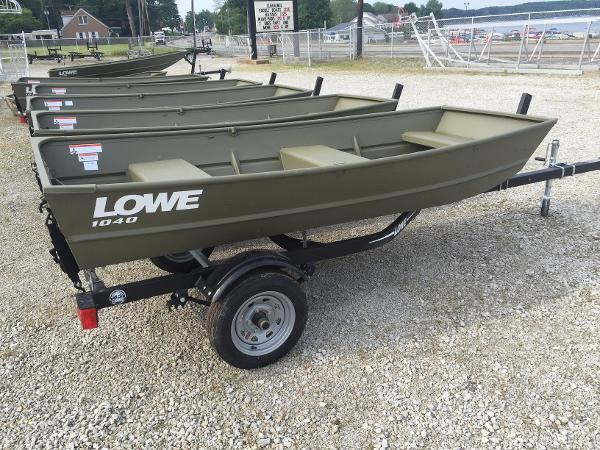 2016 Lowe Jon L1040 | 10 foot 2016 Lowe Boat in La Porte ...