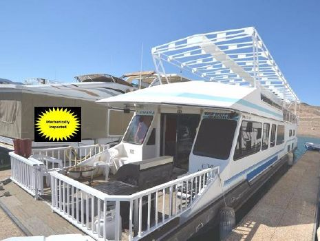 1999 Fun Country Houseboat