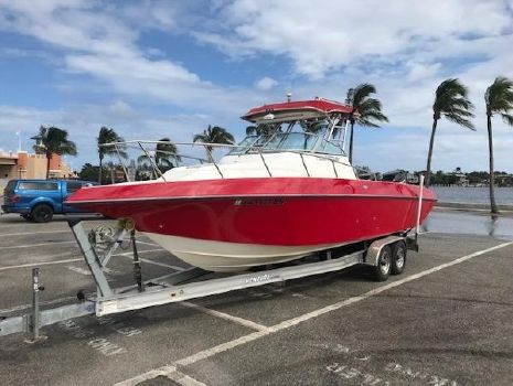 2000 FOUNTAIN 29 Sportfish