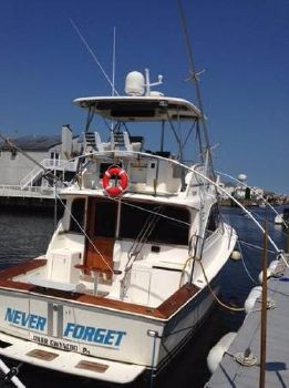 1989 Ocean Yachts 35 SPORTFISH