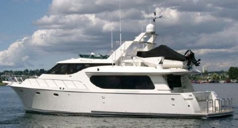 2001 Symbol Yachts 66 Pilothouse Profile