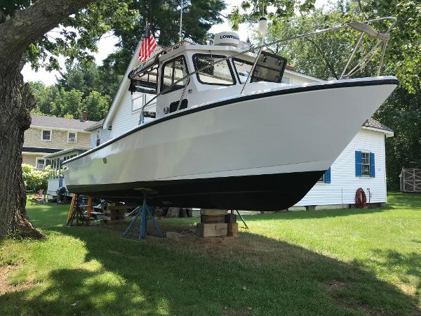 1987 downeast kelleher 26