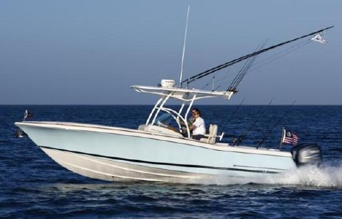 2017 Chris-Craft Catalina 29 Manufacturer Provided Image