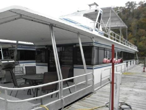 1993 Jamestowner 16 x 80 Houseboat