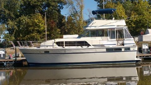 1977 CHRIS - CRAFT 41 Commander
