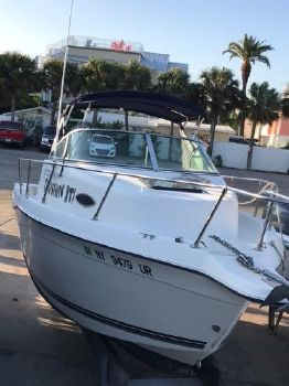 1998 Seaswirl 2100 Walkaround