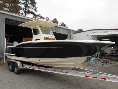 2016 Scout Boat Company 255 LXF