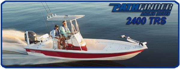 2014 Maverick Pathfinder 2400 TRS