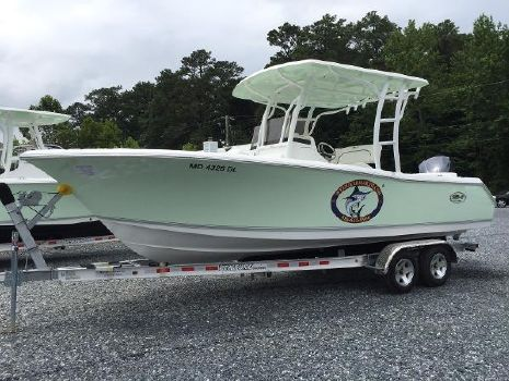 2016 Sea Hunt 24 Edge