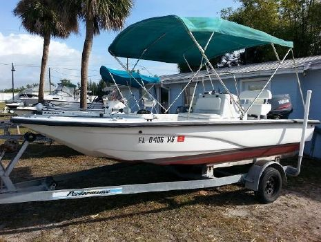2000 Polar Bay Saltwater 18