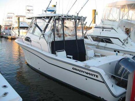 2008 Grady White 300 Marlin