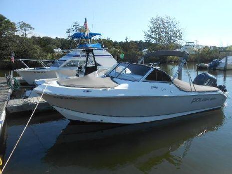 2008 Polar Boats 2100 Dual Console