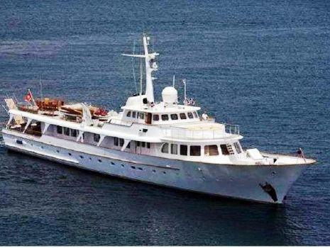 1968 Arsenal Do Alfeite Motor Yacht