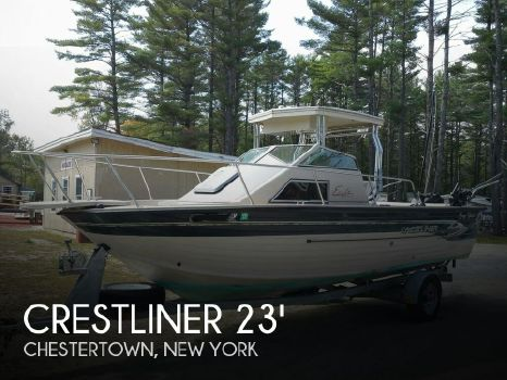 1998 Crestliner 2360 Eagle 1998 Crestliner 2360 Eagle for sale in Chestertown, NY