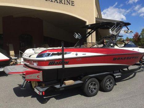 2015 Malibu Wakesetter 247 LSV